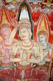 Cave murals, Dambulla