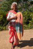A Tamil lady from a tea pickers' village