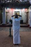 A worshipper at Kataragama