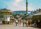 Sarajevo before the Balkans conflict