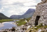 Pictish broch or fortified tower, northern Scotland