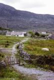 Cottages near Killary Harbour, Connemara, Ireland