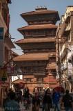 'Freak Street' Kathmandu as it is today
