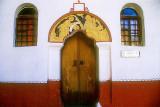 Door at Rila Monastery