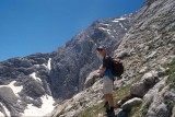 A day hike in the Pirin Mountains