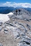 Summit of Mt Vihren