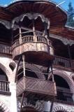 Balconies of the Rila Monastery