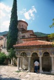 Bachkovo Monastery near Plovdiv, founded 1083 AD