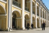 Gostinyy Dvor was an 18th-century merchants' arcade