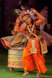 'Colours of NE India' dancer