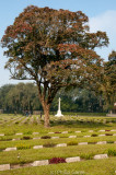 Allied war graves at Imphal