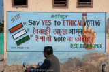 Public service message to intending voters