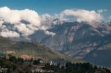 Upper slopes of the Tawang Chu Valley