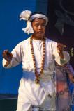'Colours of NE India' performer at Sangai Festival