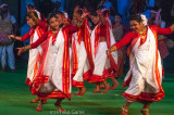 'Colours of NE India' - Bairati dancers from West Bengal