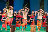 Manipur tribal dancers perform at 'Colours of NE India'