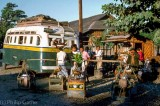 The bus from Pagan to Thazi, Burma - little has changed!
