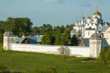 Medieval capital of Suzdal, Russia