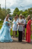 Wedding party in Yaroslavl