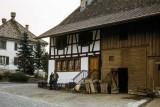 Excursion to historic Kyburg with Elisabeth & Victor, my hosts in Zurich
