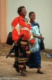 Women in Blantyre, Malawi