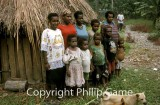 Kwamki Lama resettlement village for Papuan highlanders