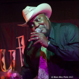 Sugaray Rayford & The Rhythm Room All Stars -- May 2013