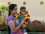 India, January 2014: Street life