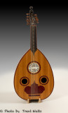 Ancient Turkish Oud.