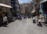 On the Streets of Jerusalem