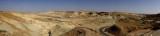 Makhtesh Crater Panorama