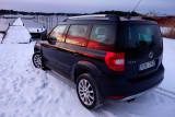 My Yeti at Ytterbyvik in winter