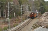 Roslagsbanan Veterantåg 2