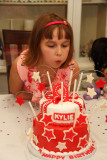 Kylie's American Girl Birthday Party (October, 2014)