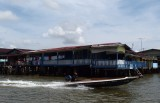 Kampung Ayer (water village)