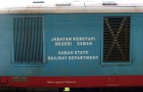 Sabah State Railway train