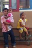 Railway children, Beaufort