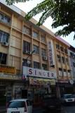 Singer Building, Jalan Gaya