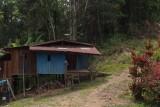 Roadside house