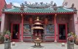 Siang Ti Temple, Jalan Carpenter