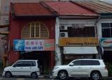 Shophouses, Jalan Padungan