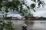 Kuching, Sarawak River