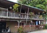 Kampung Boyan near Fort Margherita