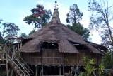 Sarawak Cultural Village, men`s house