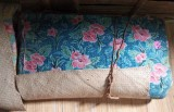 Sarawak Cultural Village, rolled bedding