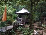Sarawak Cultural Village, pavilion