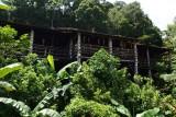 Sarawak Cultural Village, long house