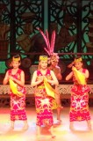 Sarawak Cultural Village, dance performance