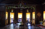 Sarawak Cultural Village, Malay house