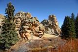 Central Colorado Mountains